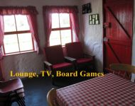Lounge TV Boardgames